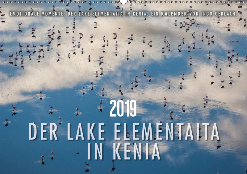 Emotionale Momente: Der Lake Elementaita in Kenia.