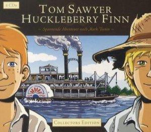 Tom Sawyer und Huckleberry Finn, 6 Audio-CDs (Collector\'s Edition)