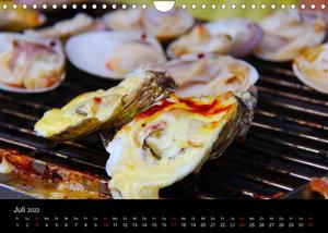 BBQ Lecker Grillen (Wandkalender 2022 DIN A4 quer)