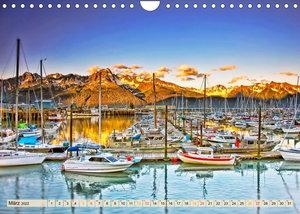 Schöne Häfen zwischen Alaska und Vietnam (Wandkalender 2022 DIN A4 quer)