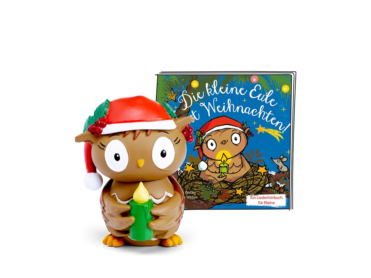 01-0095 Tonie-Die kleine Eule feiert Weihnachten - Die kleine Eu