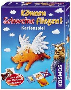 Kartenspiel Können Schweine fliegen?