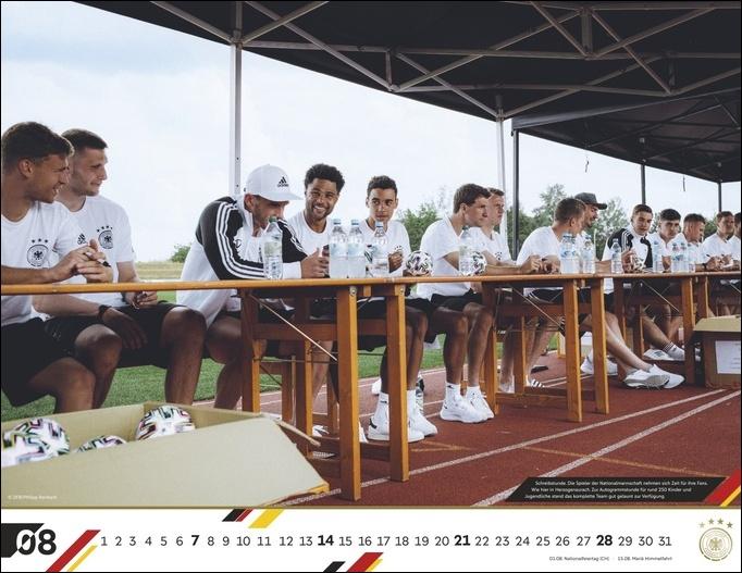 DFB Posterkalender 2022