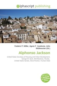 Alphonso Jackson