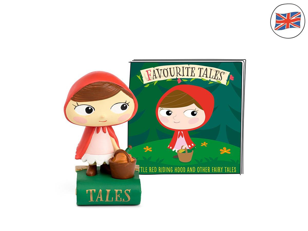 10000014 - Tonie (englisch) - Favourite tales - Little Red Ridin