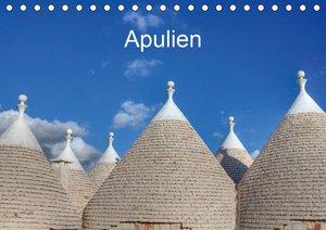 Apulien (Tischkalender 2021 DIN A5 quer)