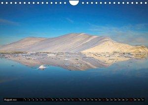 Ilulissat Eisfjord, Grönland. EIS - FORM UND LICHT (Wandkalender 2022 DIN A4 quer)