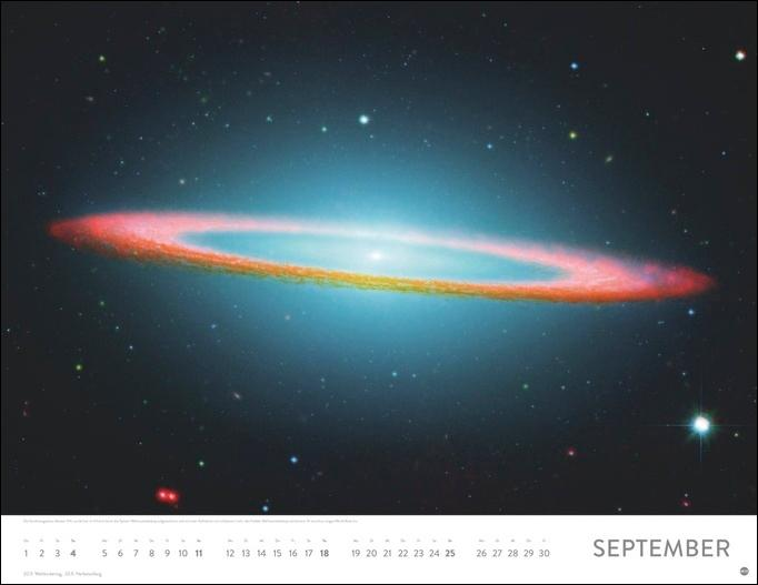 Das Universum Posterkalender 2022