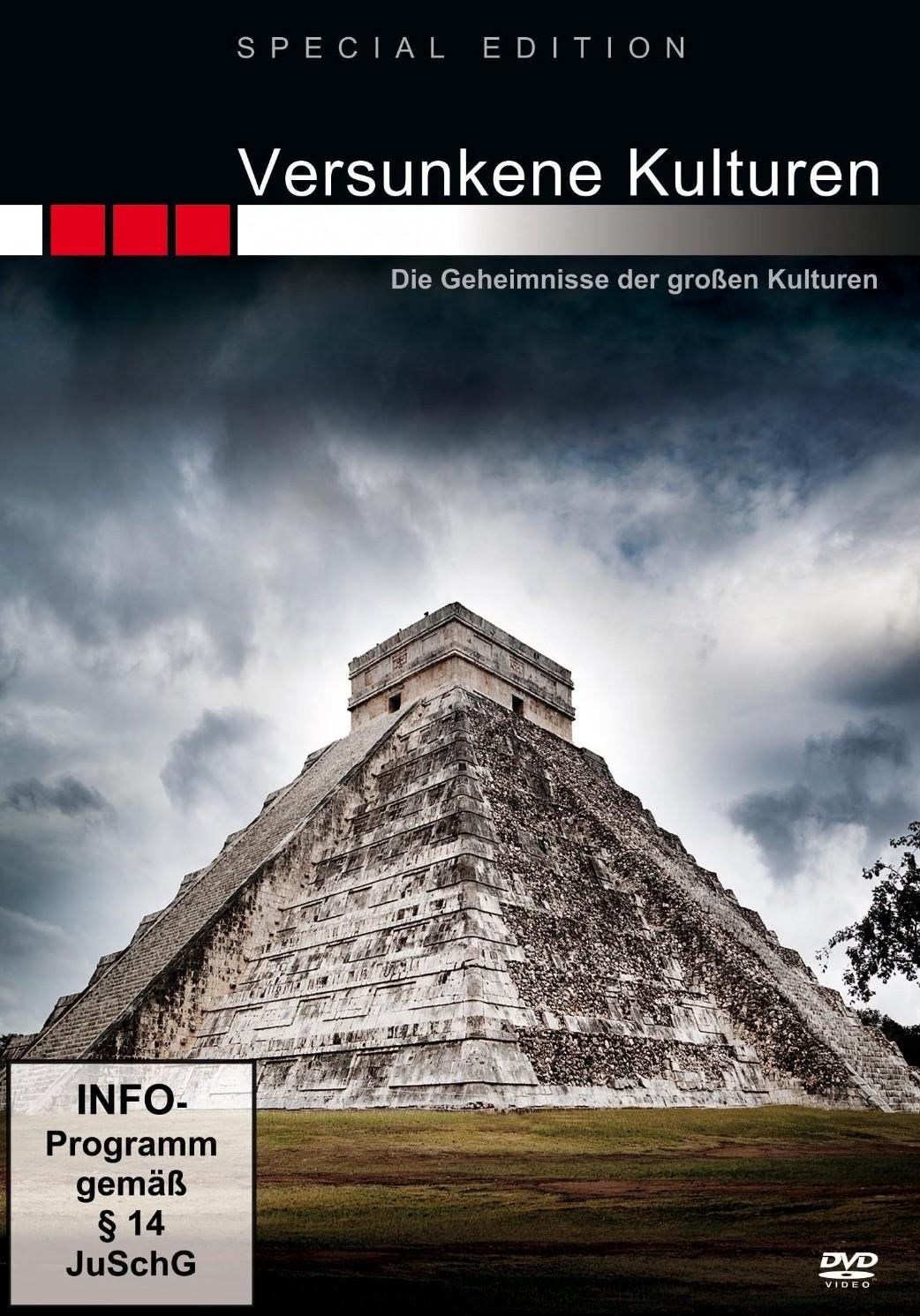 BBC - Versunkene Kulturen