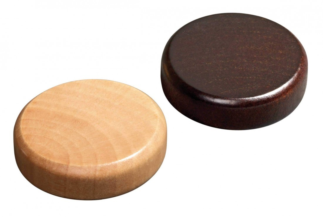 Philos 4103 - BG-Spielsteine, klein, 25 x 8 mm