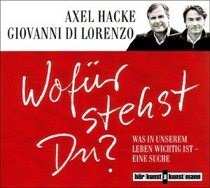Wofür stehst Du?, 3 Audio-CDs