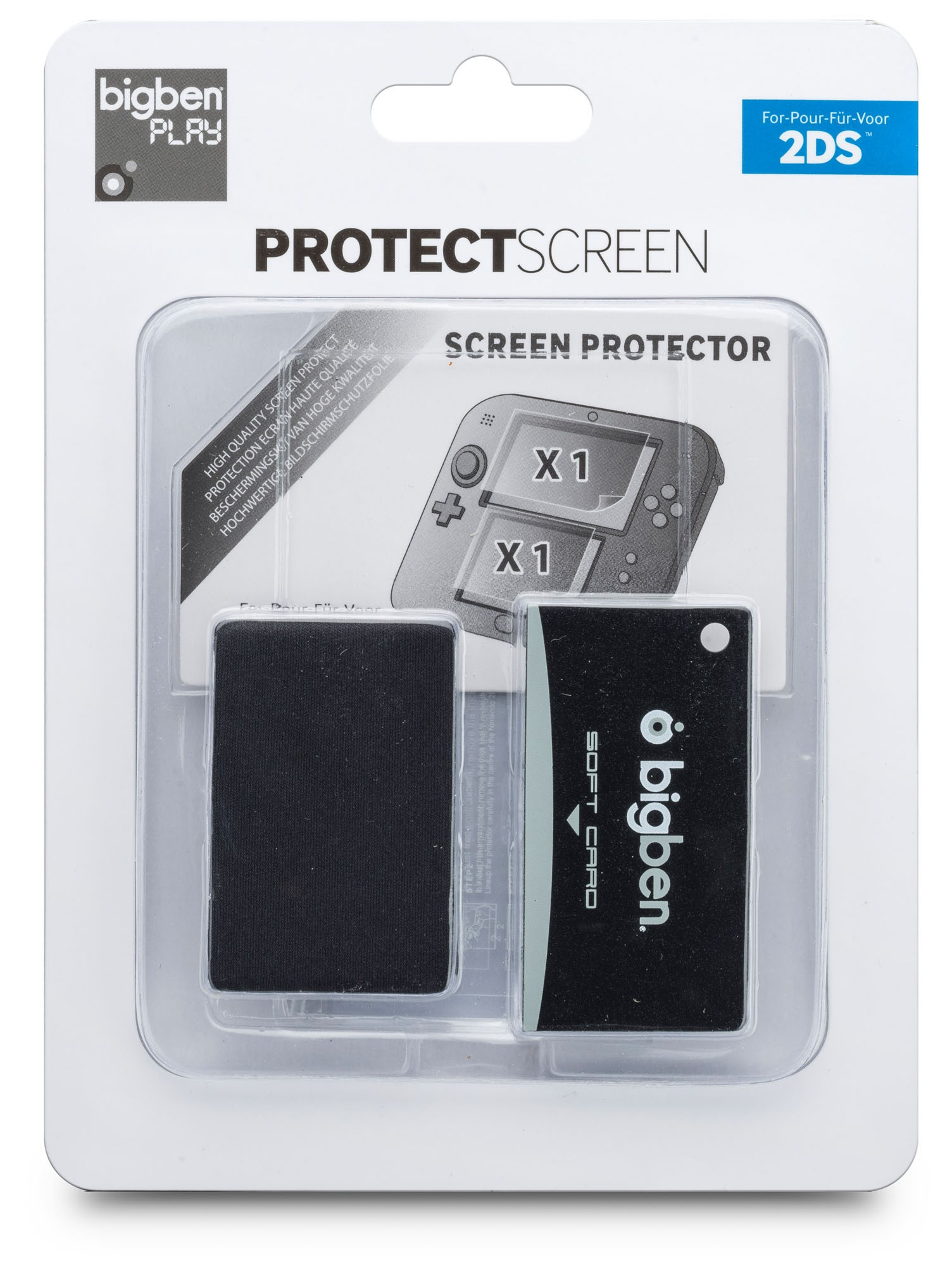 PROTECTSCREEN - Screen Protection Kit - Bildschirm-Schutzfolien-