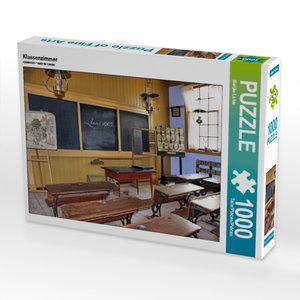 CALVENDO Puzzle Klassenzimmer 1000 Teile Lege-Größe 64 x 48 cm F