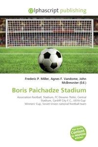 Boris Paichadze Stadium