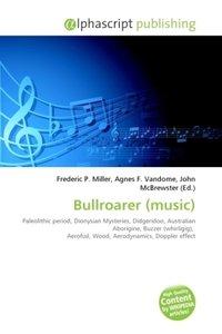 Bullroarer (music)