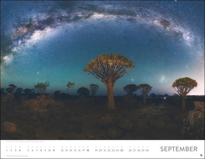 Magie des Lichts Kalender 2022