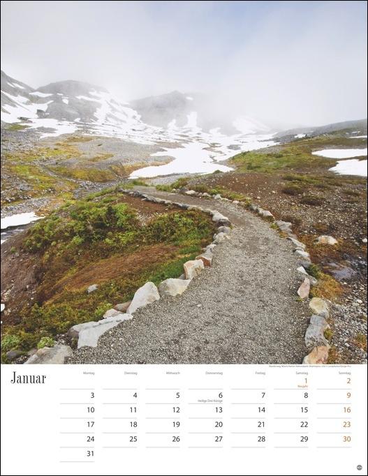 Wege zum Träumen Kalender 2022