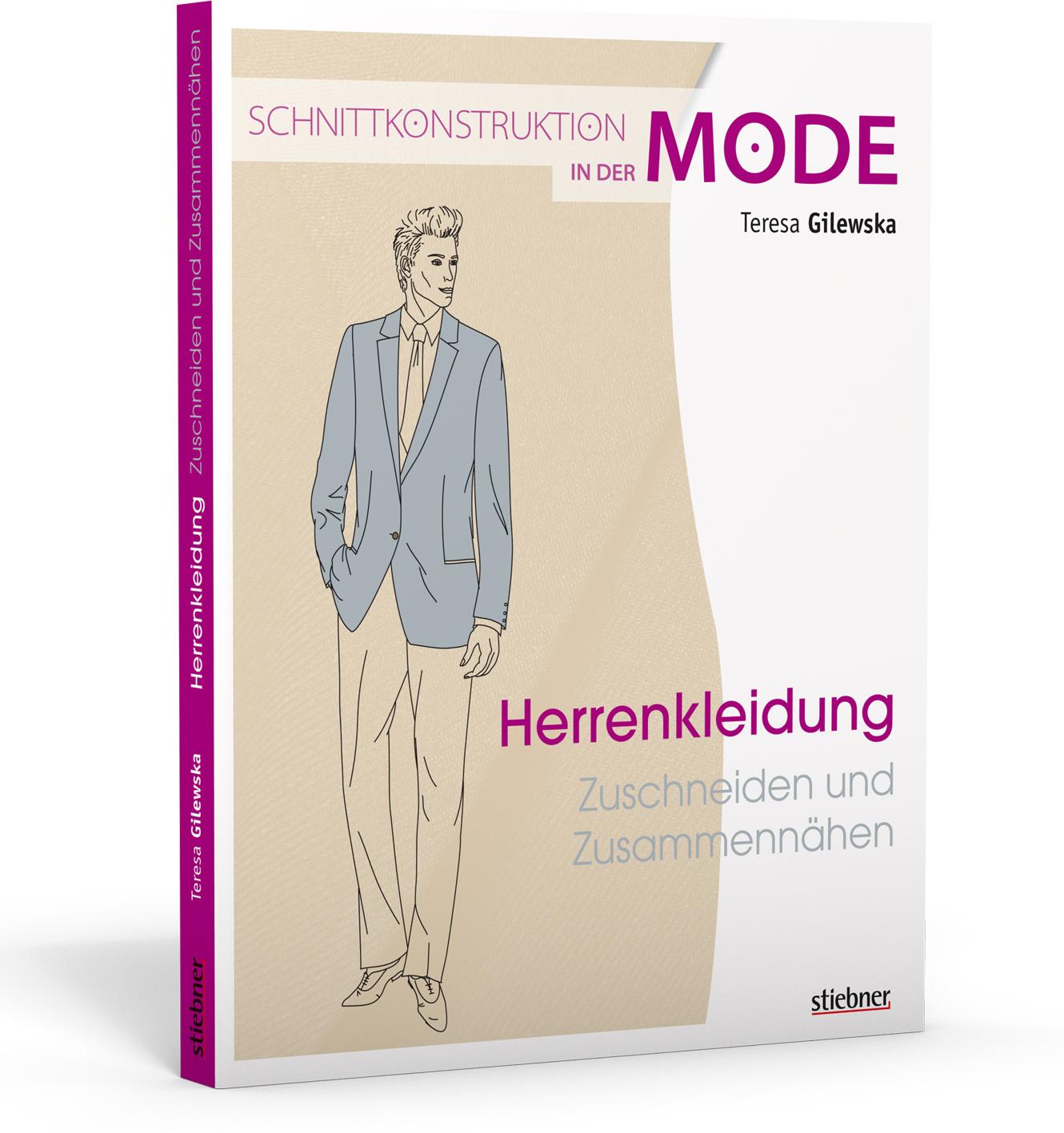 Schnittkonstruktion in der Mode: Herrenkleidung