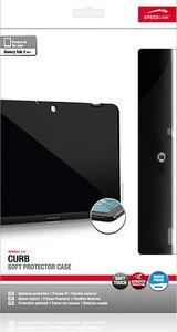 CURB Soft Protector Case - Schutzhülle für Galaxy Tab 2 10.1, schwarz