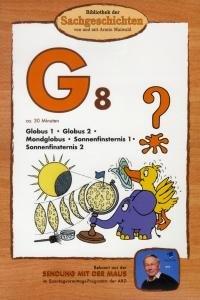 (G8)Globus,Sonnenfinsternis