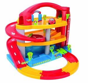 BIG 55880 - PlayBIG Flizzies: Grosses Parkhaus