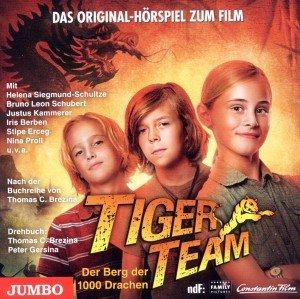 Tiger Team-Original Hörspiel Zum Film