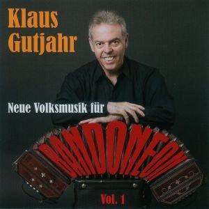 Gutjahr, K: Neue Volksmusik für Bandoneon