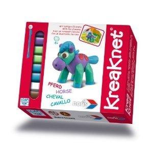 Noris 606310040 - KreaKnet: Pferd