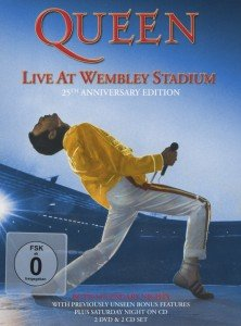 Live At Wembley Stadium, 2 Audio-CDs + 2 DVDs (Limited Deluxe Edition)