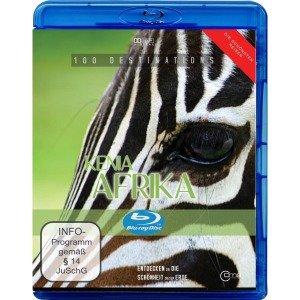 Kenia, Afrika, 1 Blu-ray
