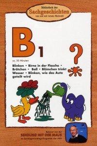 Bibliothek Der Sachgeschichten: (B1)Birne In Flasche,Brötche