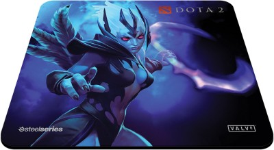 SteelSeries QcK+ Dota 2 Vengeful Gaming Mauspad