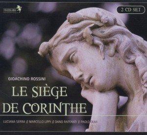 La siège de Corinthe, 2 Audio-CDs