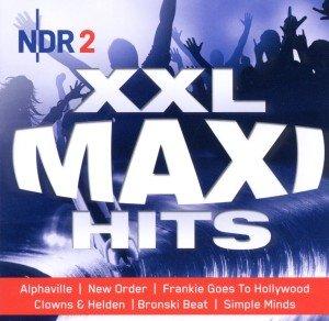 NDR2 XXL Maxi Hits, 3 Audio-CDs