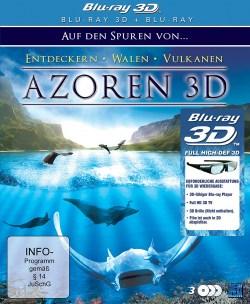 Die Azoren 3D - Auf den Spuren von Entdeckern, Walen und Vulkane