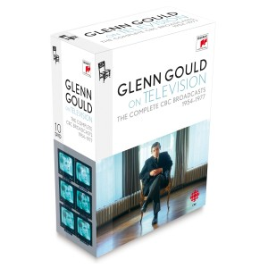 Glenn Gould on Television-The Complete CBC Broadca