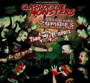 Clash Of The Monsters (+Bonus CD)