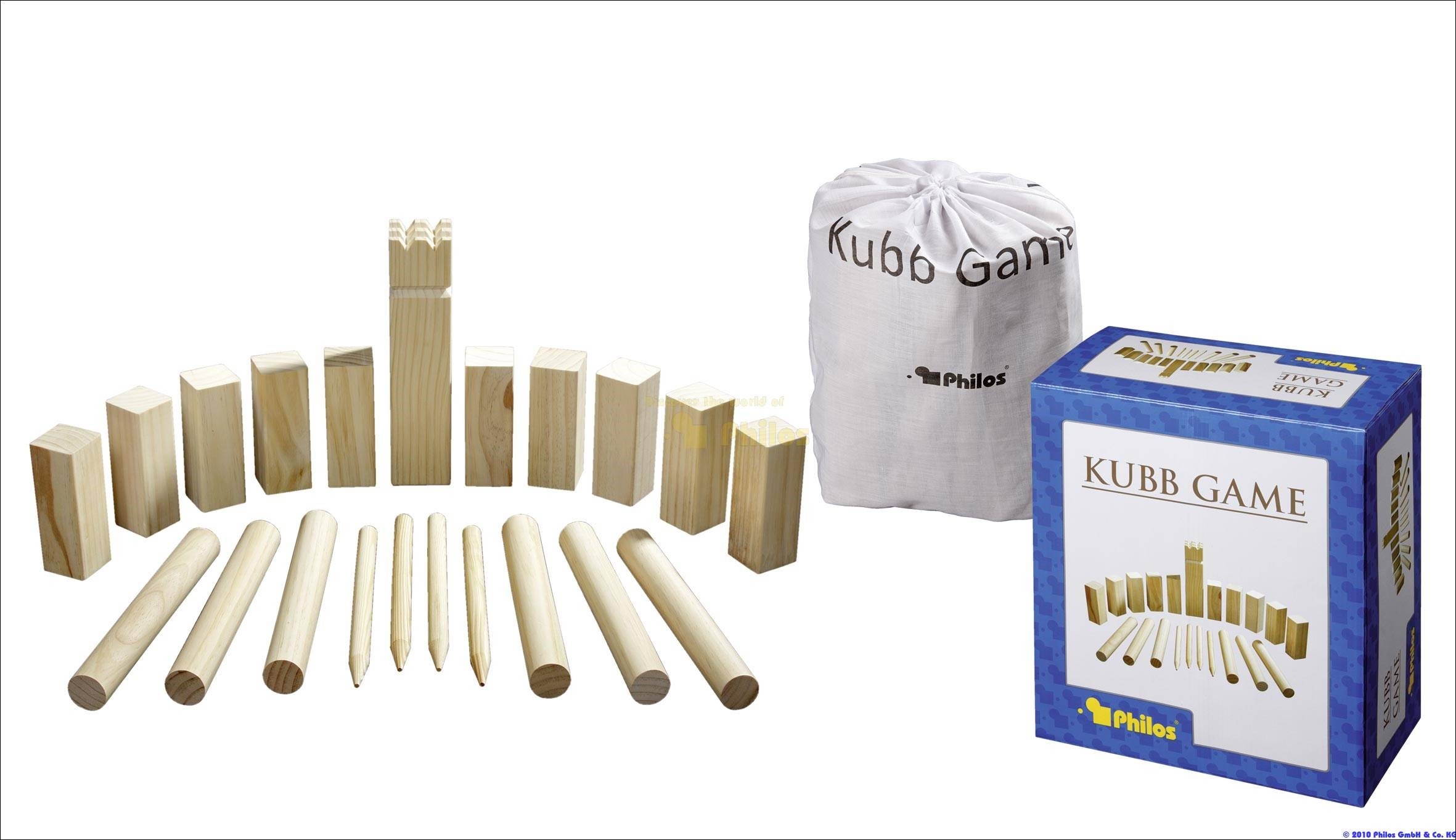 Philos 3313 - Kubb Game Kiefer
