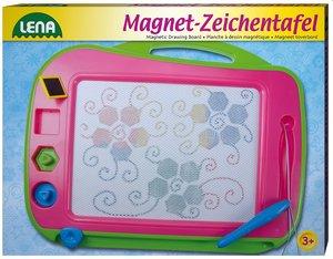 Lena 65714 - Colour Magnet Zaubertafel, groß