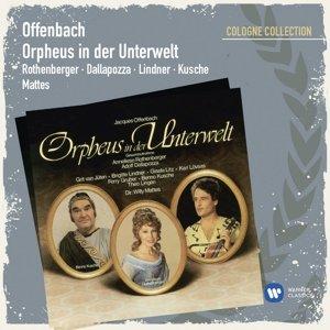 Rothenberger/Dallapozza/Mattes: Orpheus In Der Unterwelt