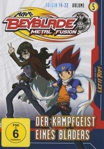 (5)Metal Fusion-Der Kampfgeist Eines Bladers