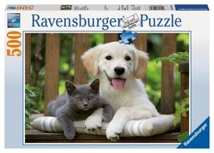 Ravensburger 14234 - Mittagspäuschen, Puzzle,