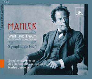 Mahler - Welt und Traum - Symphonie Nr.1, 4 Audio-CDs