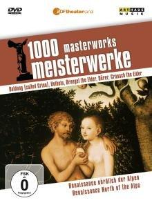 1000 Meisterwerke - Renaissance nördlich der Alpen, 1 DVD