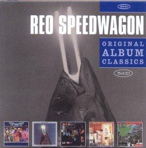 Reo Speedwagon: Original Album Classics