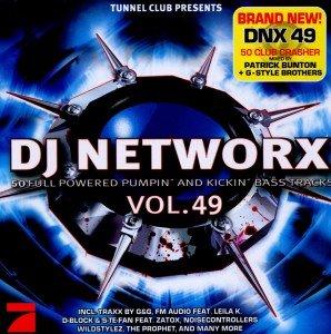 Tunnel Club Presents DJ Networx, 2 Audio-CDs. Vol.49