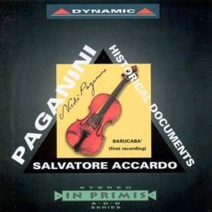 Paganini: Historical documents