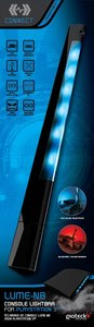 Gioteck LUME-N8 - PS3 Lightbar (USB-Lichtleiste)