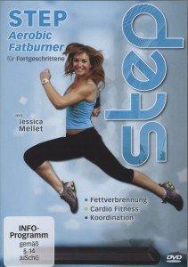 Step Aerobic Fatburner für Fortgeschrittene, 1 DVD