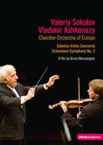 Sokolov/Ashkenazy/Co Of Europe: Violinkonzert/Sinfonie 2